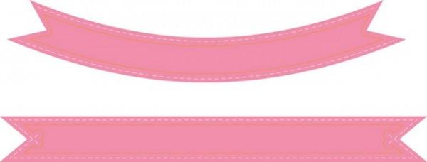 Marianne D Collectable Stanzform Banner mit Nähnaht XL COL1398