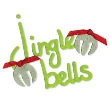 Sizzlits Wort Jingle Bells / phrase jingle bells 655 249