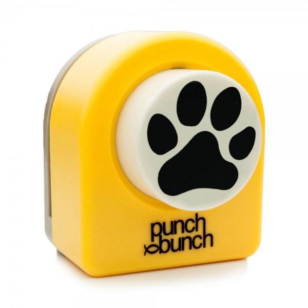 Punch Bunch Motivstanzer LARGE Tatze / Paw ( 4/Paw )