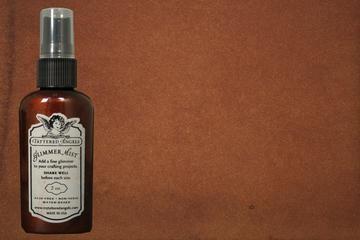 Glimmer Mist Suede( bonze-braun ) 50202-2