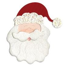 Sizzlits Nikolauskopf # 2 / Santa head # 2 655 189