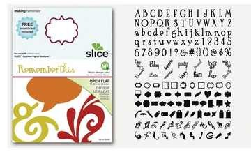 SLICE Design Karte Remember This 33749 ( MS + )