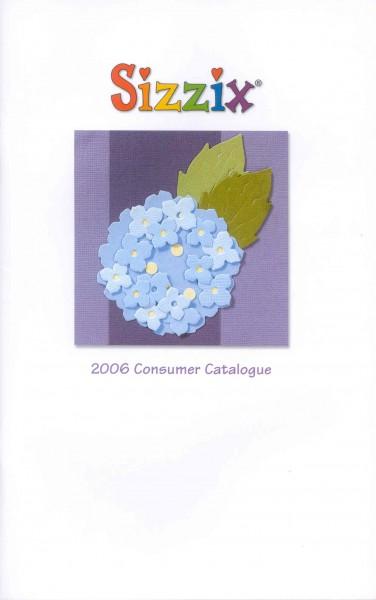 Katalog Sizzix Consumer 2006 ( weiss / lila )