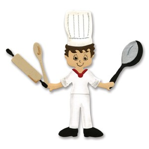 Sizzix Stanzform BIGZ Koch - Unifom / dress ups chef uniform 655715