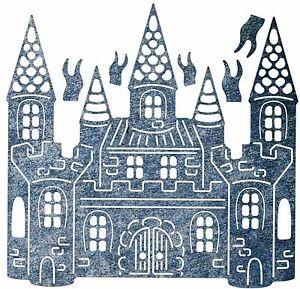 Cheery Lynn Design Stanzform Schloß / Fairy Castle CAFR15