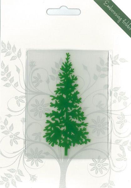 Romak Prägefolder Weihnachtsbaum / Christmas Tree 817926