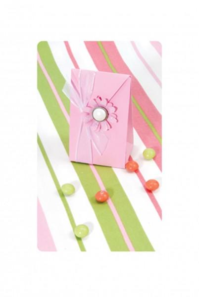 Sizzix Stanzform BIGZ XL Tasche mit Blume / bag w/ flower 656114