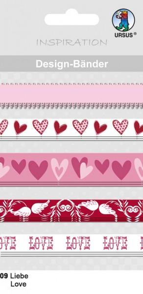 Bänder-Set Liebe 7451 00 09