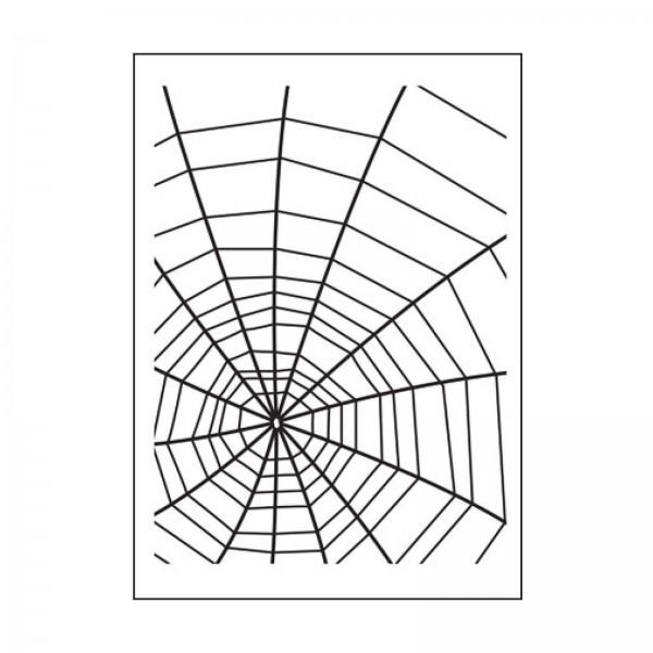 Darice Prägefolder Spinnennetz / Spiderweb 1219-215