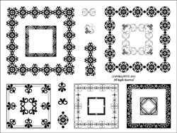 Stamping Scrapping Clear Stamps Fleur de Lis SMS3000-3033