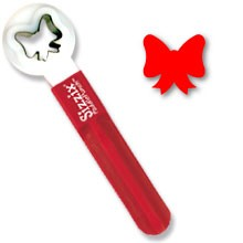 Sizzix Paddle Punch Schleife 38-0853