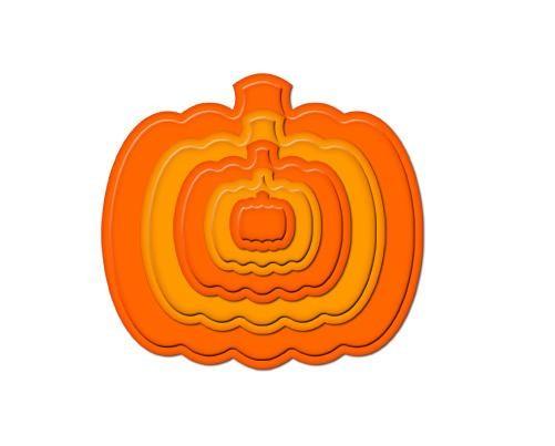 nesting Kürbisse / pumpkins S4-227