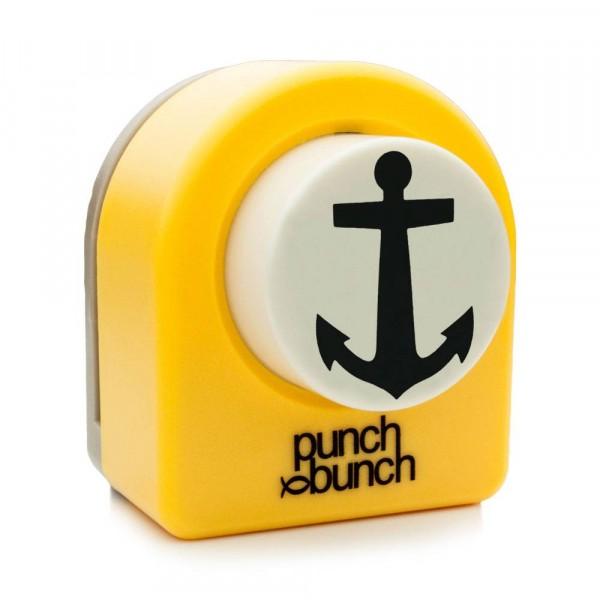 Punch Bunch Motivstanzer LARGE Anker / Anchor (4/Anchor)