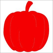 Allstar Kürbis / pumpkin A 10169