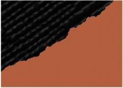 Cardstock Black magic 2-farbig BRAUN-SCHWARZ Hermit GX-BM57
