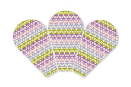 Sizzix Stanzform BIGZ Quilting Dresden Plate small 657165