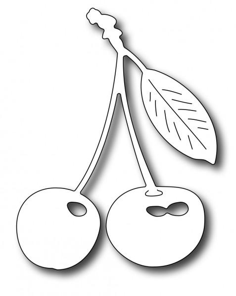 Frantic Stampers Stanzform Kirschen / Cherries FRA-DIE-09524