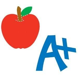 AccuCut Zip'e Slim Stanzform MEDIUM Apfel & A+ / Orchard Apple & A+ 41497 / 42110