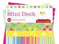 Paper Pad Mini Deck DeLovely 15,2 cm x 15,2 cm PAD700