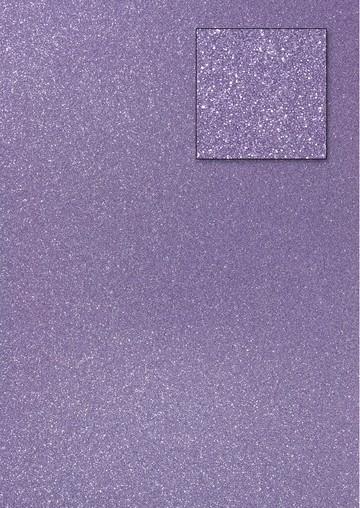 Glitterkarton LAVENDEL A 4 653002/0550 / 18930550