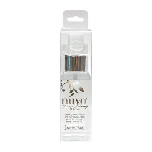Tonic Studios NUVO Stamp Cleaning Solutions 50 ml 974N