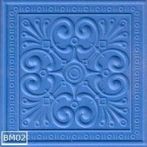 Prägeplatte BIG MAMA # 2 BMOM2