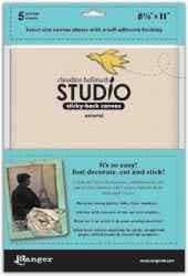 """Canvas Studio Sticky-Back 8,5 """" x 11 NATURAL HSA27942"""