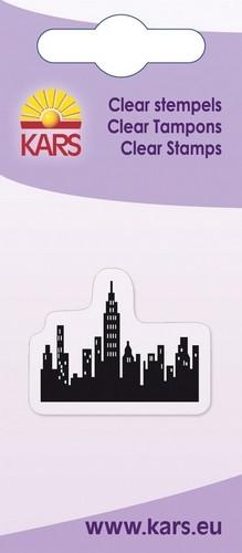 Clear Stempel klein Städteansicht 180009/2047