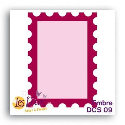 Toga Stanzform Briefmarke / Timbre DCS09