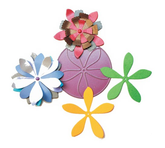 Cheery Lynn Stacker Flower # 3 SF-3