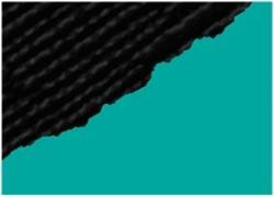 ColorCore Cardstock Black magic 2-farbig TÜRKIS-SCHWARZ Mantra GX-BM310-12