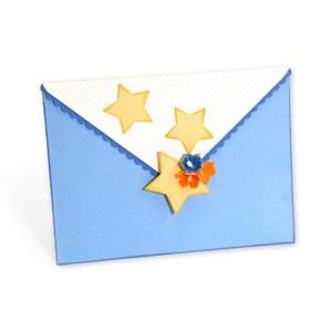 Sizzix Stanzform BIGZ XL Umschlag A 2 # 14,8 cm x 10,8 cm / Envelope 656247