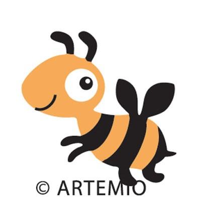 Artemio Happycut Stanzform 5,2 x 5,2 cm Wespe / wasp 18020024