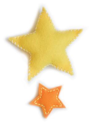 Memorybox Stanzform Plüsch-Sterne / Plush Puffy Stars 99519
