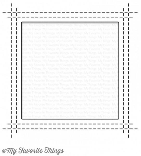 Dienamics Stanzform Square Peek-A-Boo Window MFT-1113